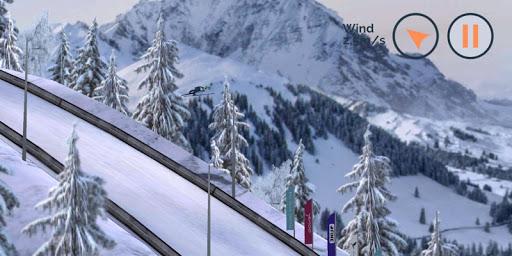 Fine Ski Jumping 0.5.6a screenshots 4