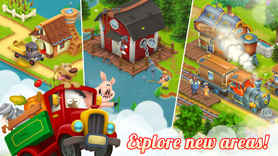 Hay Day APK MOD 1.51.91 (Unlimited Coins/Game/Seeds) 7