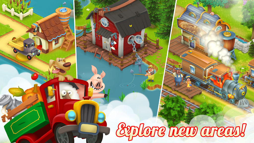 Hay Day poster 6