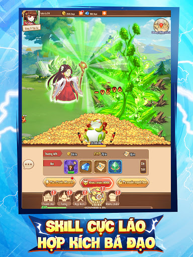Liu00ean Minh Siu00eau Quu1eady - Lien Minh Sieu Quay  screenshots 8