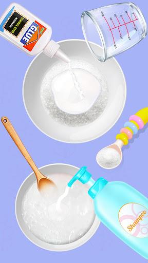 DIY Slime Maker Squishy Jelly ASMR Game apkpoly screenshots 9
