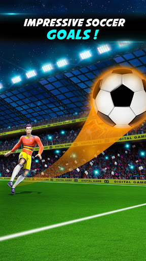 Soccer Kicks Strike: Mini Flick Football Games 3D modavailable screenshots 4