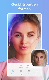 Facetune2 - Foto-, Bildbearbeitungs- & Beauty-App Screenshot