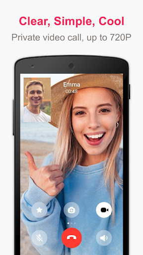 Foto do JusTalk - Free Video Calls and Fun Video Chat