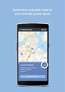 Randonautica screenshots apk mod 3