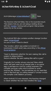 isUserAMonkey & isUserAGoat [curiosity] 1.0 APK + Mod (Free purchase) for Android