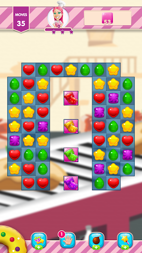 Candy Puzzle - Match 3 Game  screenshots 5