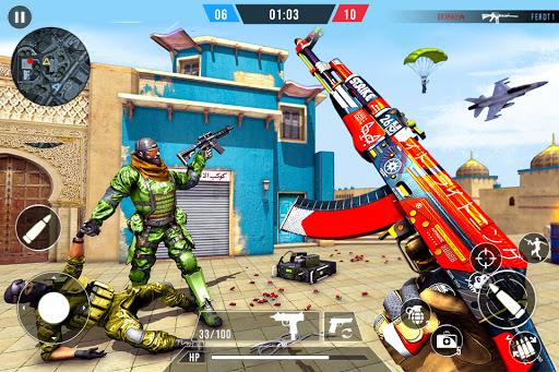Real Commando Secret Mission - FPS Shooting Games  screenshots 3