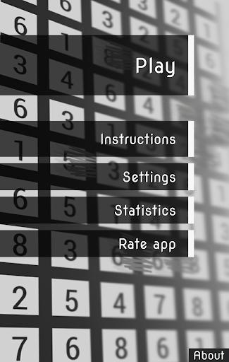 numbers game - numberama screenshot 1