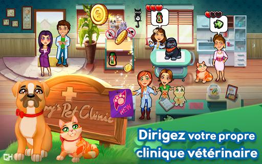 Dr. Cares - Amy's Pet Clinic 🐈 🐕 APK MOD – Pièces Illimitées (Astuce) screenshots hack proof 2