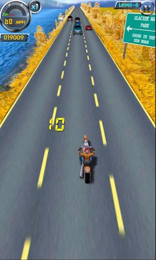 ae 3d motor :racing games free screenshot 3