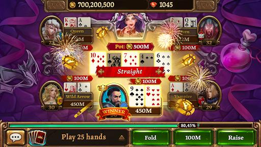 Play Free Online Poker Game - Scatter HoldEm Poker screenshots 6