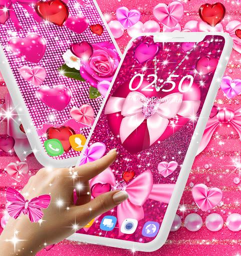 Wallpapers for girls apktram screenshots 2