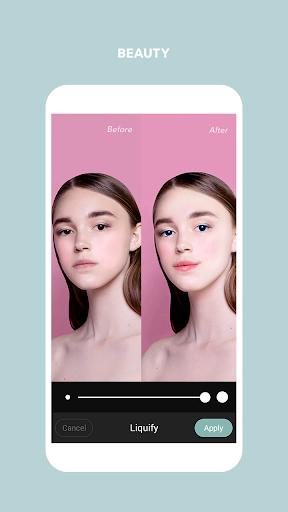 Cymera Camera - Collage, Selfie Camera, Pic Editor 4.3.1 Screenshots 4