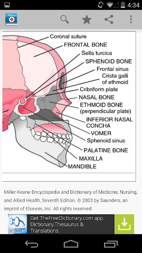 Medical Dictionary by Farlex 2.0.2 Screenshots 2