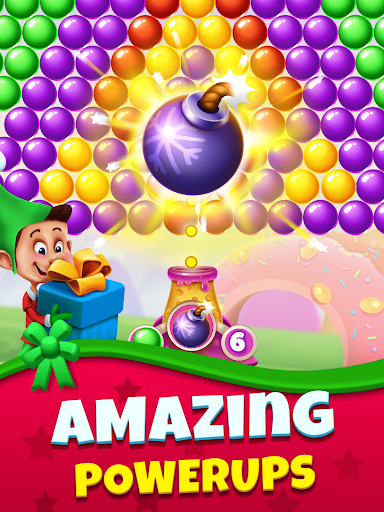 Christmas Games - Bubble Shooter 2020 2.9 screenshots 10