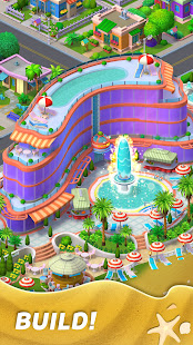 Match Town Makeover・Town Renovation Match 3 Puzzle apk