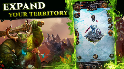 Warhammer: Chaos & Conquest - Real Time Strategy 1.20.90 screenshots 7