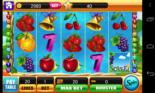 Classic 777 Fruit Slots -Vegas Casino Slot Machine 1.3.4 screenshots 1