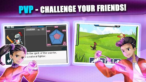 EvoCreo - Free: Pocket Monster Like Games  Screenshots 5