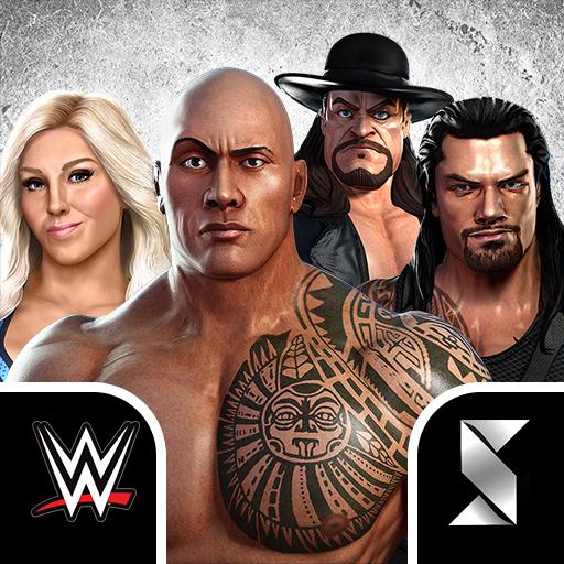 WWE Champions 2021 - RPG de puzles gratuito