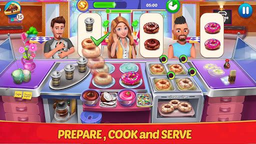 restaurant master : kitchen chef cooking game screenshot 2
