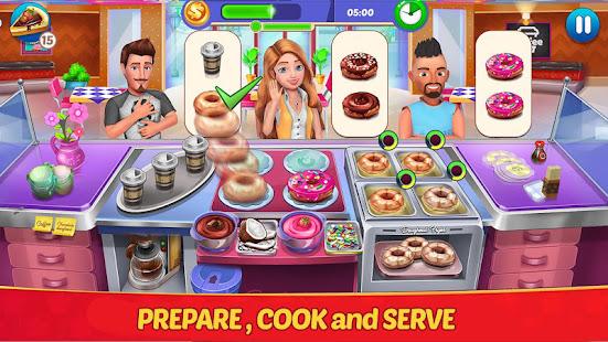 Restaurant Master : Kitchen Chef Cooking Game 1.3 screenshots 2