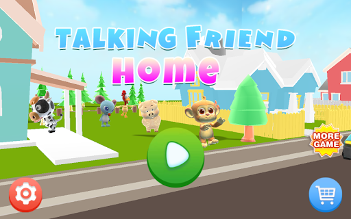 Talking Friend Home 1.1.4 screenshots 9