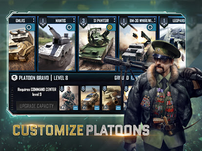 War Commander: Rogue Assault 5.8.1 Screenshots 20
