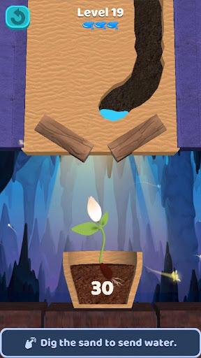 Sand Water : Fairy Garden apkpoly screenshots 4
