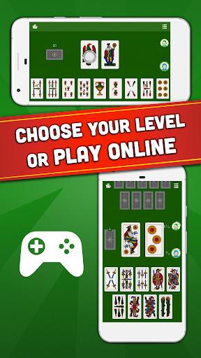 tressette - classic card games screenshot 2