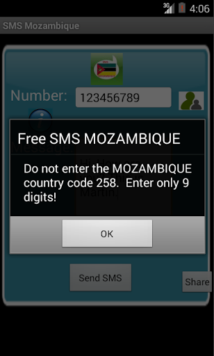 Free SMS Mozambique For PC Windows (7, 8, 10, 10X) & Mac Computer Image Number- 6