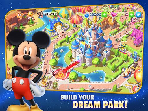 Disney Magic Kingdoms: Build Your Own Magical Park Apkfinish screenshots 10