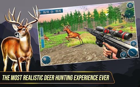 Wild Deer Hunting Adventure: Animal Shooting Games 8