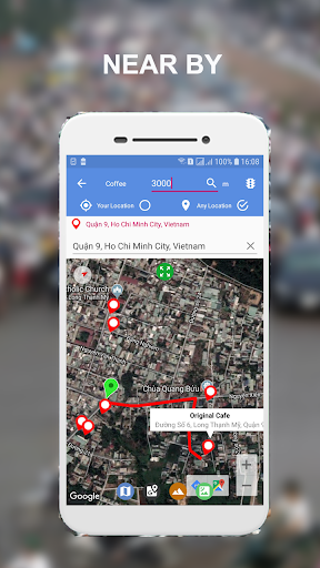 Maps Route Finder  Screenshots 3