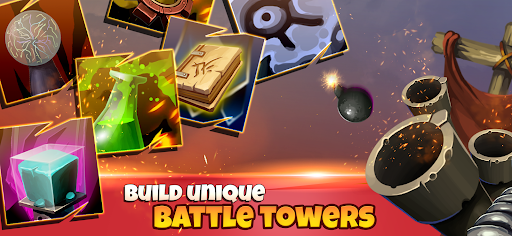 TowerBall - Command Turrets and Conquer Levels 373 screenshots 2