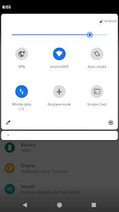 VPN Shortcut Screenshot