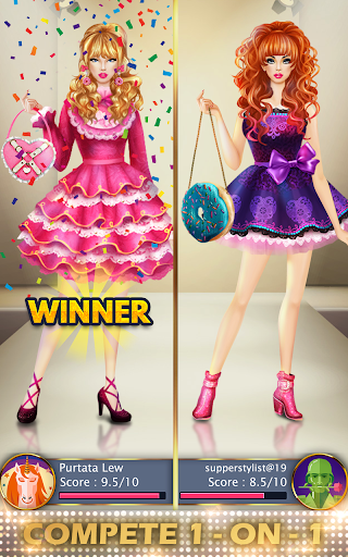 Dress Up Games Stylist: Fashion, Style Dress Up ud83dudc57  Screenshots 22
