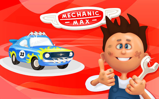 Mechanic Max - Kids Game apkslow screenshots 7