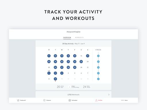 Peloton - at home fitness Apkfinish screenshots 15