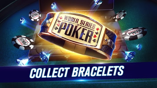 World Series of Poker WSOP Free Texas Holdem Poker 3