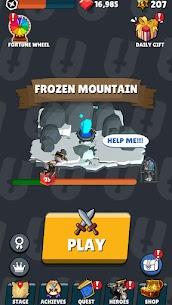 Bricks N Heroes Mod Apk (Unlimited Fairy Stones/Gems) 4