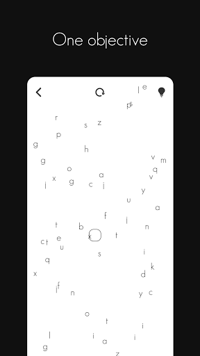 here - a puzzle game  screenshots 1