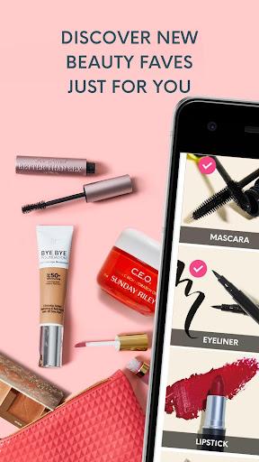 ipsy: makeup, beauty, and tips screenshot 1