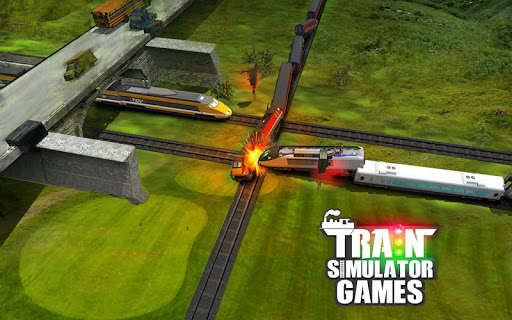 City Train Driver Simulator 2021:Free Train Games apktram screenshots 19