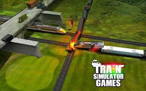Egypt Train Simulator Games : Train Games 6
