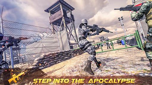 modern action commando operation: new fps games screenshot 1