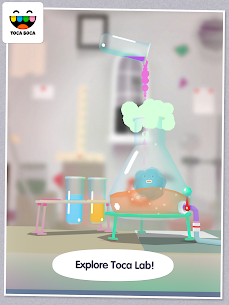 Toca Lab: Elements 6