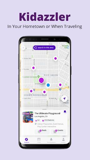kidazzler - all-in-one parenting platform screenshot 3
