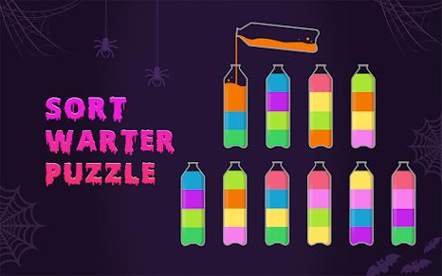 Water Sort Puz: Liquid Color Puzzle Sorting Game 6